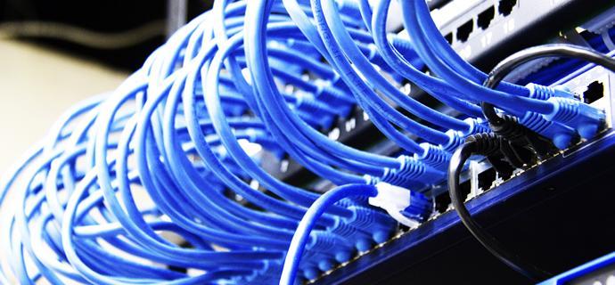 Számítástechnikai hálózatok építése